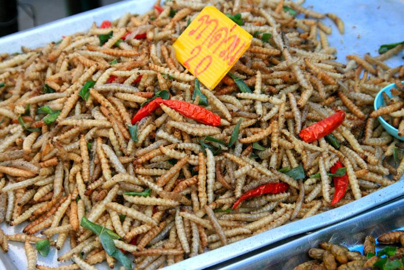 wir lieben thailand`s märkte - vagabundo reisen - Thailand Küche
