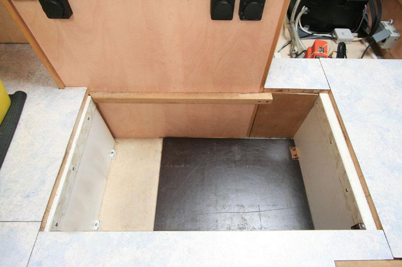 Fußboden Im Wohnmobil ~ Unser wohnmobil ist selbst gebaut selber gebaut von der